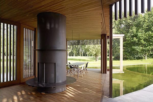 Olivier burte architecte coulommiers boissy le ch tel for Architecte coulommiers
